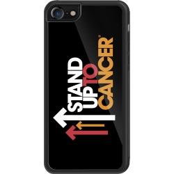 SU2C iPhone 8 Cover, Full Logo (Black)