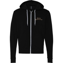 The Tennessee Whiskey Hoodie | Size Large | Black