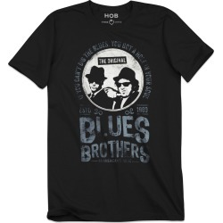 House Of Blues - Blues Brothers An American Classic T-Shirt | Size Medium | Black | Short Sleeve