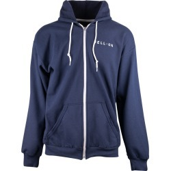Hell-On Zip Hoodie | Size Large | Navy