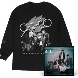 Cnco B&w Album Long Sleeve + Dd T-Shirt   Size Small found on Bargain Bro India from Musictoday for $45.00