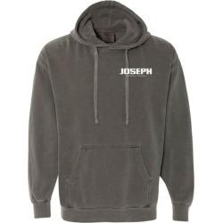 Joseph Unisex Hoodie   Size Small   Black