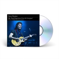 Century Media - Steve Hackett - The Total Experience Live In Liverpool 2 Cd + 2 Dvd Set