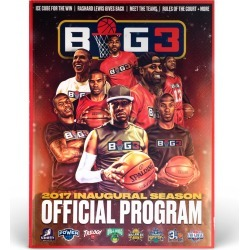Big3 Commemorative Program