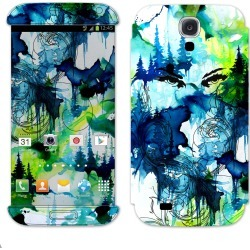 Outside Lands 2013 Custom Samsung Galaxy IV Skin found on Bargain Bro Philippines from Musictoday for $30.00