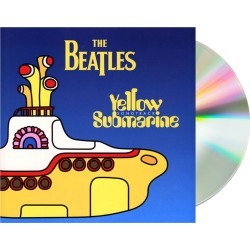 The Beatles - Yellow Submarine Movie Songtrack Cd