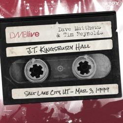 Dave Matthews Band - Dmblive J.t. Kingsbury Hall, Salt Lake City, Ut, 3/3/1999