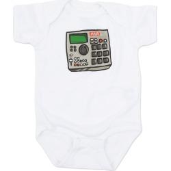Mpc Onesie | Size Newborn | White