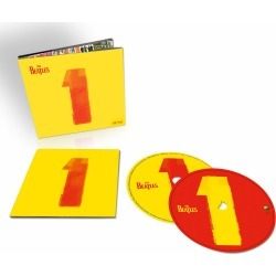 "The Beatles - ""1"" Cd/blu-Ray Combo (Ltd. Ed. Gatefold Cd Digisleeve) T-Shirt 