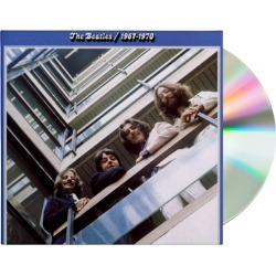 The Beatles - 1967-1970 (Blue) Cd Album