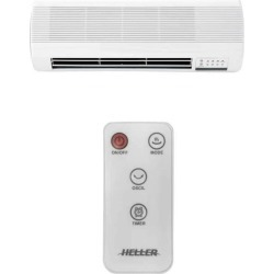 Heller 2kw Ceramic Wall Heater - White - One found on Bargain Bro Philippines from Rockmans for $67.40