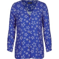 Crossroads Star Print Shirt - Multi - 8 found on Bargain Bro from Noni B Limited for USD $8.88