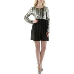 525 Women's Dress In Black - M found on Bargain Bro India from W Lane for $74.29