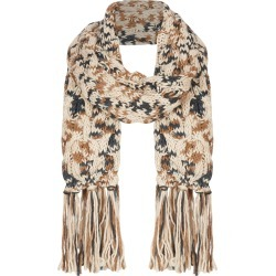 Rivers Cable Colour Scarf - Sand Mix - ONE found on Bargain Bro India from Rockmans for $16.32