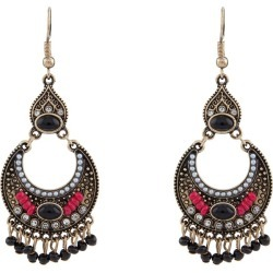 Oversized India Earrings
