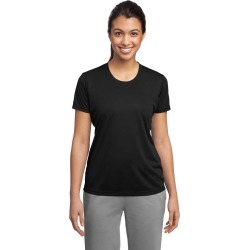 Sport-tek Ladies Posicharge Competitor Tee - Black - 3XL found on Bargain Bro Philippines from Noni B Limited for $16.96
