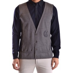 Frankie Morello Men's Gilet In Blue - L found on MODAPINS from Noni B Limited for USD $365.85