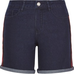 Crossroads Side Stripe Short - Mid Wash - 14 found on Bargain Bro India from W Lane for $10.65