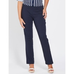 Millers Regular Length Bengaline Pant - Ink - 20 found on Bargain Bro India from Rockmans for $17.75