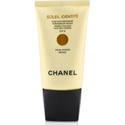 Chanel Soleil Identite Perfect Colour Face Self Tanner Spf8 - Intense (bronze) found on MODAPINS from crossroads for USD $65.73