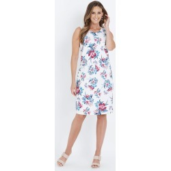 W.lane Floral Linen Dress - Strawberry Multi found on Bargain Bro India from crossroads for $93.24