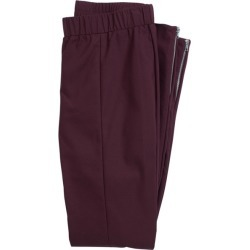 Grace Hill Panelled Pull On Zip Detail Pant - Merlot - 8 found on Bargain Bro from Noni B Limited for USD $9.98