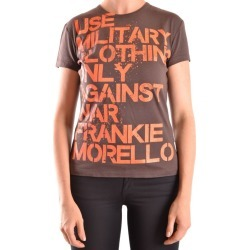 Frankie Morello Women's T-shirt In Brown - M found on MODAPINS from Noni B Limited for USD $128.67