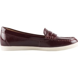 Naturalizer Gwen Court Flat - Bordeaux - 7 found on Bargain Bro from Noni B Limited for USD $65.16