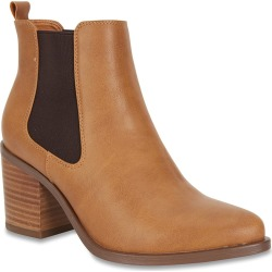 Ravella Salute Boots - Tan - EU 38 found on Bargain Bro from Katies for USD $41.08