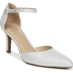 Naturalizer Emilie Court Heel - Silver - 8 found on Bargain Bro from Noni B Limited for USD $56.95