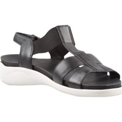 Capture Sienna Sandal Flat - Black - 8 found on Bargain Bro Philippines from Rockmans for $25.34