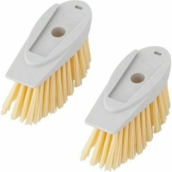 2 Pcs Davis & Waddell Remo Bristle Brush Replacement Head Set - Multi - One found on Bargain Bro Philippines from crossroads for $15.68