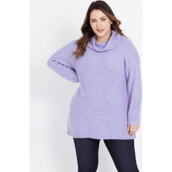 Beme Long Sleeve Blue Speckle Jumper found on Bargain Bro India from crossroads for $43.14