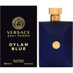 Dylan Blue Pour Homme By Versace For Men (200ml) Eau De Toilette - Bottle - Multi found on Bargain Bro from Noni B Limited for USD $76.23