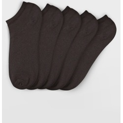 Rivers 5 Pack Essential Socks - Black found on Bargain Bro India from crossroads for $3.85