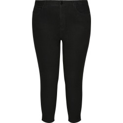Beme Mid Rise Core Short Length Jean - Black - 16 found on Bargain Bro from crossroads for USD $22.86