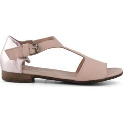 Bueno Tara Pocket Back Sandal - Cameo/rose Gold - EU 37 found on Bargain Bro from Noni B Limited for USD $35.20