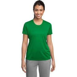 Sport-tek Ladies Posicharge Competitor Tee - Kelly Green - 2XL found on Bargain Bro Philippines from Noni B Limited for $16.96
