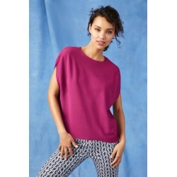 Capture Spring Poncho Top - Fuchsia - XS found on Bargain Bro Philippines from Rivers for $34.67