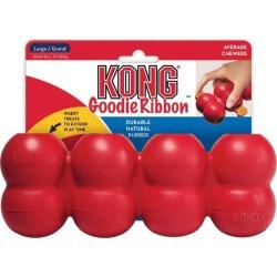 Kong Dog Goodie Ribbon Toy Large - Multi