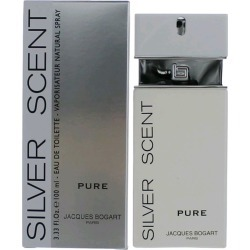 Silver Scent Pure by Jacques Bogart For Men (100ml) - Bottle - Multi found on Bargain Bro from Noni B Limited for USD $26.74