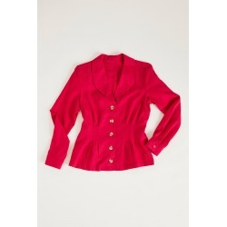 Capture Shirt Jacket - Raspberry - 8 found on Bargain Bro India from Rockmans for $30.09