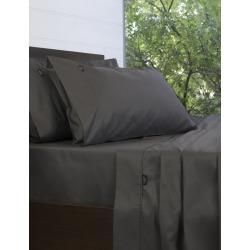Ardor 3000tc Cotton Rich Sheet Sets - Charcoal