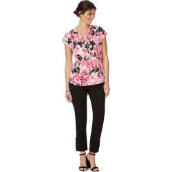 W.lane Floral Print Blouse - Multi - 10 found on Bargain Bro from W Lane for USD $6.76