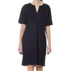 Peserico Blu Dress - Dark Navy - IT48 / XL found on Bargain Bro India from W Lane for $243.78