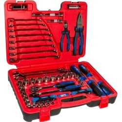 Sp Tools Toolkit 65pc 3/8