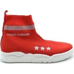 Chiara Ferragni Women's Sneakers In Red - 37 found on MODAPINS from Rockmans for USD $234.39