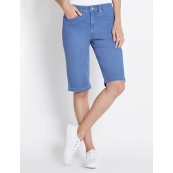 Rockmans Knee Length Blue Wash Short found on Bargain Bro India from crossroads for $13.68