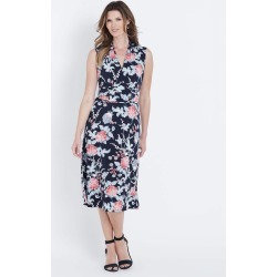W.lane Floral Print Maxi Dress - Multi - S found on Bargain Bro from BE ME for USD $36.63