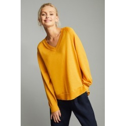 Emerge Merino V Neck Sweater - Butterscotch - S found on Bargain Bro India from Noni B Limited for $40.41